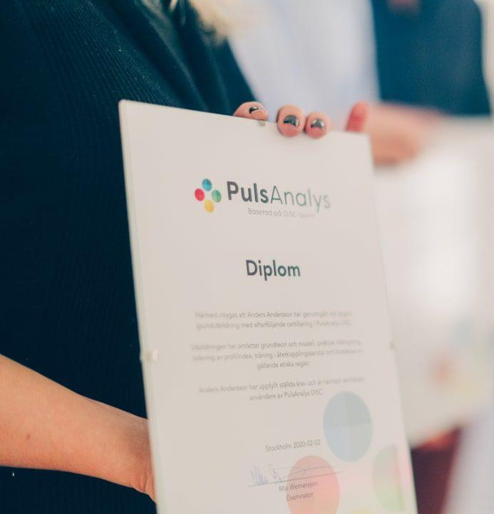 Diplom DISC